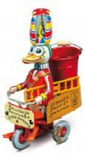 Clockwork Fireduck